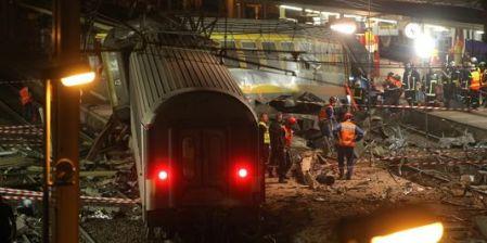 Accident ferroviaire à Brétigny-sur-Orge le 12 juillet 2013