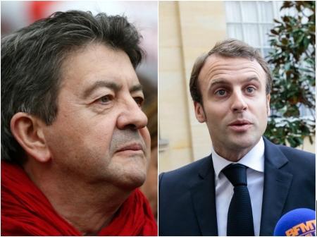 De Jean-Luc Mélanchon à Emmanuel Macron, la Gauche dans toute sa diversité...
