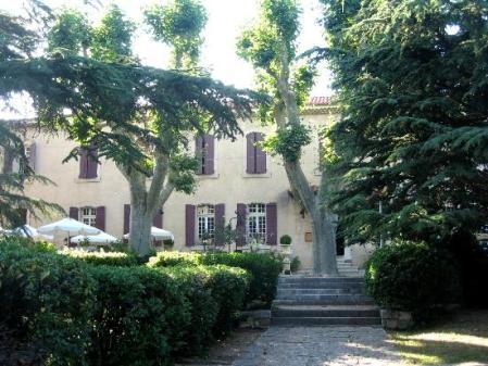 L'hostellerie de la Crémaillère à Carnoux, où Tony Garnier a fini ses jours