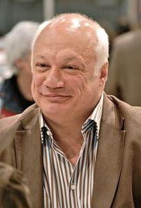 L'auteur, Éric-Emmanuel Schmitt, en 2011